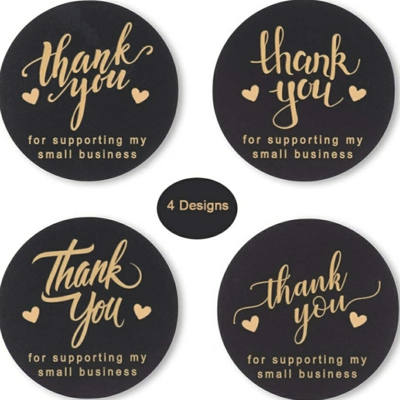 Office Thank You Stickers Poshmark